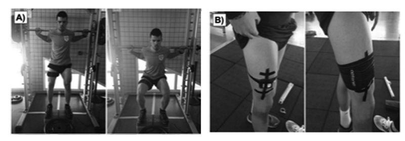 Saturación del oxígeno muscular y ejercicio de fuerza