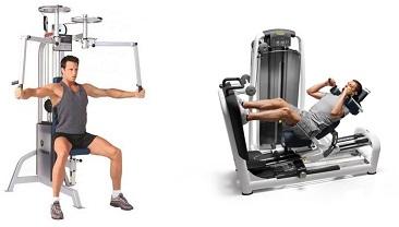 Impacto agudo de ejercicios de fuerza con distinta masa muscular (grande vs chica) sobre el gasto energético y utilización de sustratos.