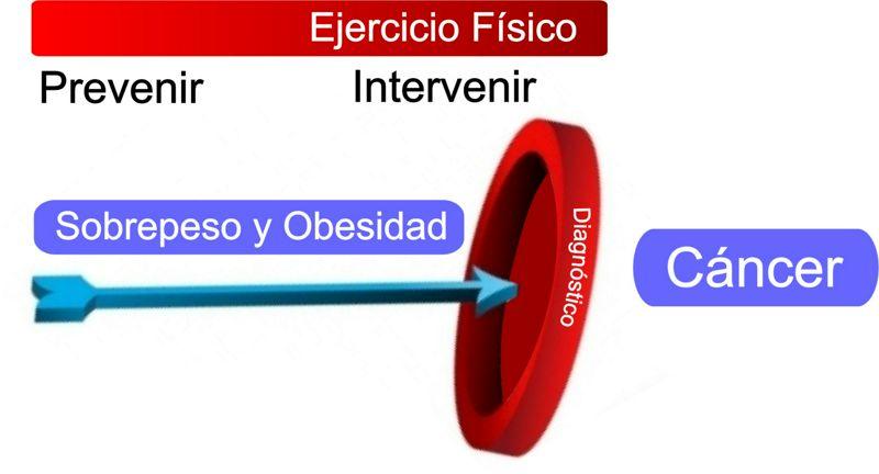 Cáncer, Obesidad y Ejercicio.