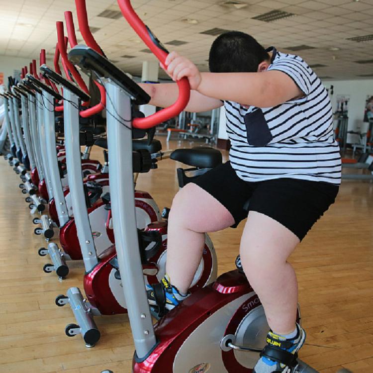 El entrenamiento de ejercicio hipóxico para mejorar la capacidad de ejercicio en personas obesas