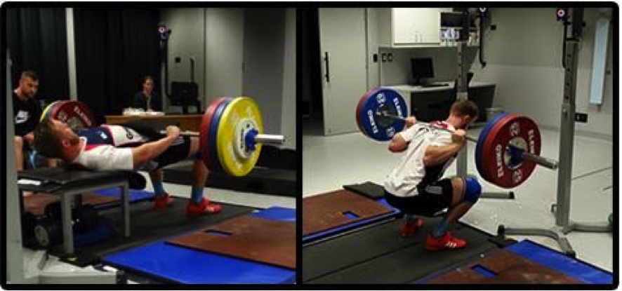 Sentadillas vs Empujones de Cadera, Parte III: Datos de Fuerza-Tiempo