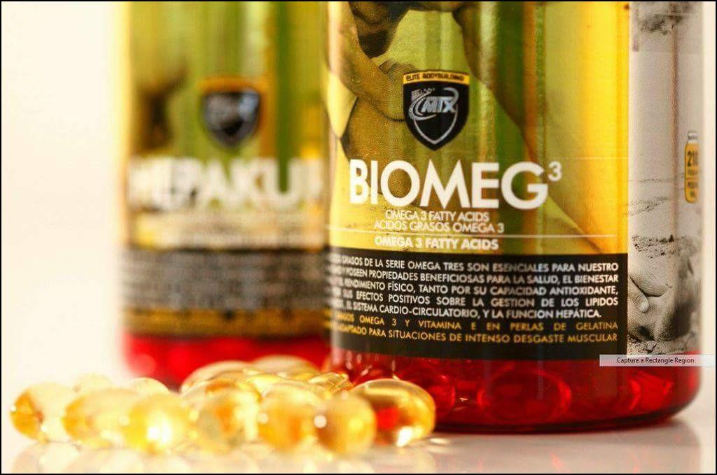 Resolvinas – El poder de los Suplementos con Omega 3