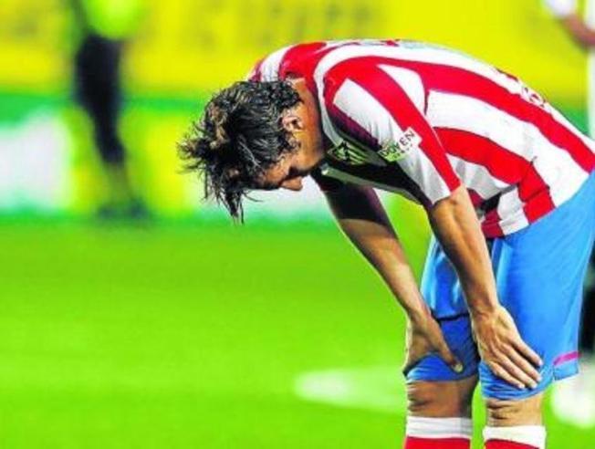Perdida de intensidad en el fútbol de alto rendimiento