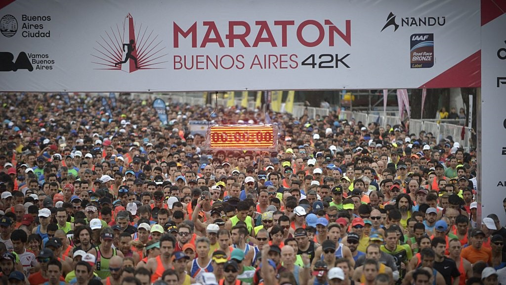 Recuperación de biomarcadores de inflamación, daño cardíaco y muscular después de correr un maratón