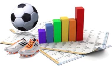 Estadística Aplicada al Fútbol. Medidas de Posición. Parte I.  Uso de la Media.