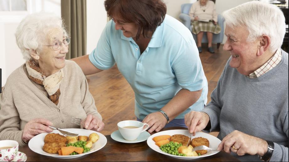 El aporte reducido de proteínas en los ancianos