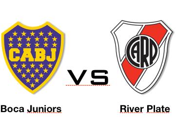 Análisis Técnico Táctico River vs Boca 2013