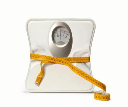 Calorías y pérdida de peso graso