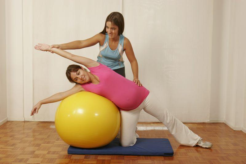 Actividad física durante el embarazo y el sistema circulatorio