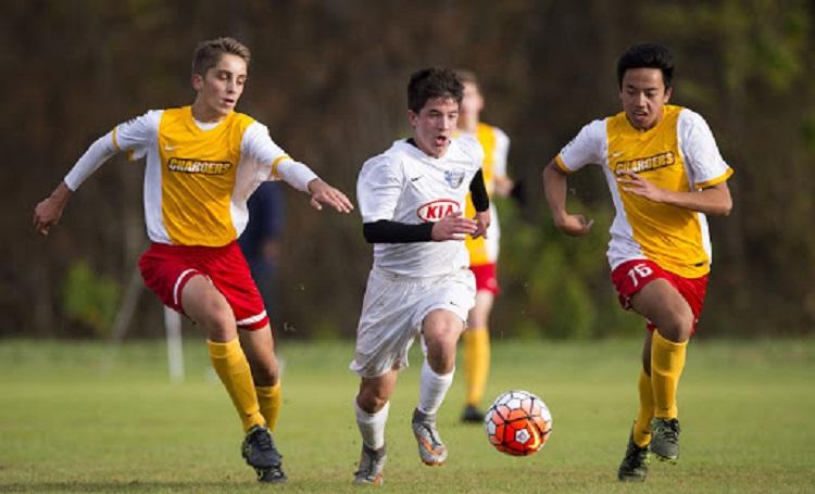 Efectos de sprints repetidos con cambios de dirección sobre el rendimiento del jugador de fútbol juvenil