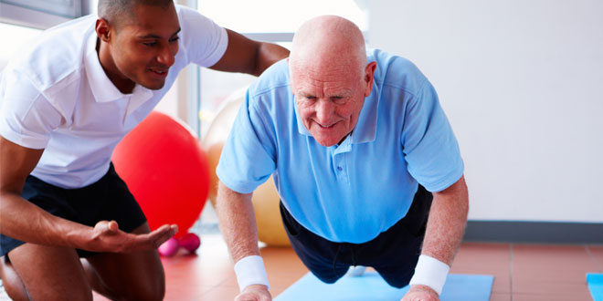 How to simultaneously optimize muscle strength, power, functional capacity, and cardiovascular gains in the elderly: an update