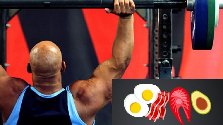 Efectos de la dieta cetogénica sobre la composición corporal, la fuerza, la potencia y perfiles hormonales en hombres que realizan entrenamiento de la fuerza