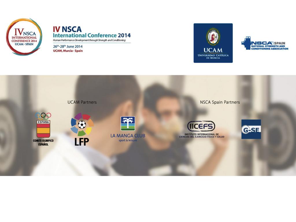 IV NSCA International Conference. Comienza la cuenta atrás: Entrevista con S. J Fleck. PhD.