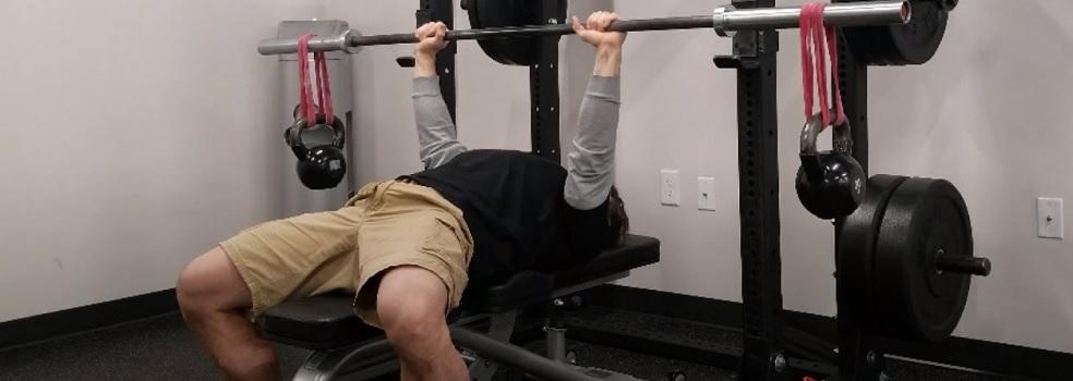 Efecto de cargas inestables sobre los músculos estabilizadores y el movimiento de la barra durante el press de banco