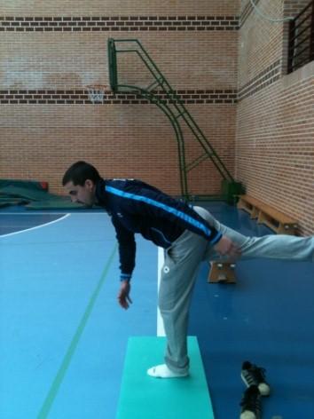 Fortalecimiento de la musculatura profunda del tronco a través de la propiocepción y el CORE en jugadores de baloncesto