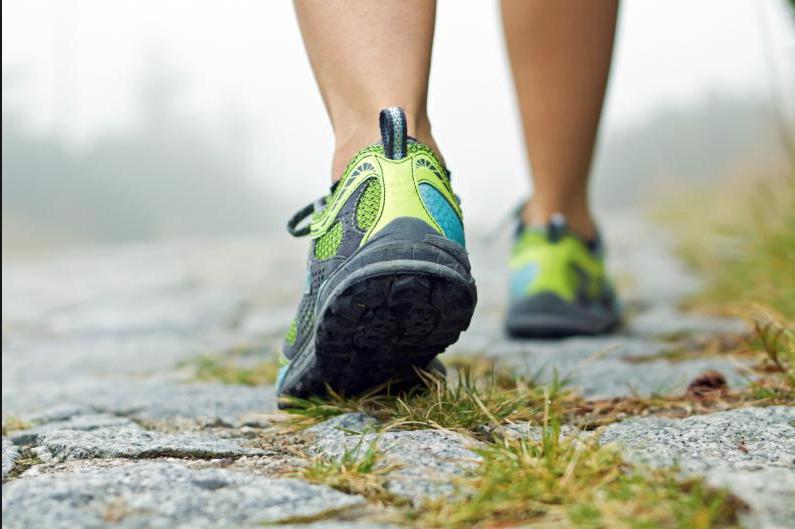 Intensidad de la caminata y riesgos de mortalidad