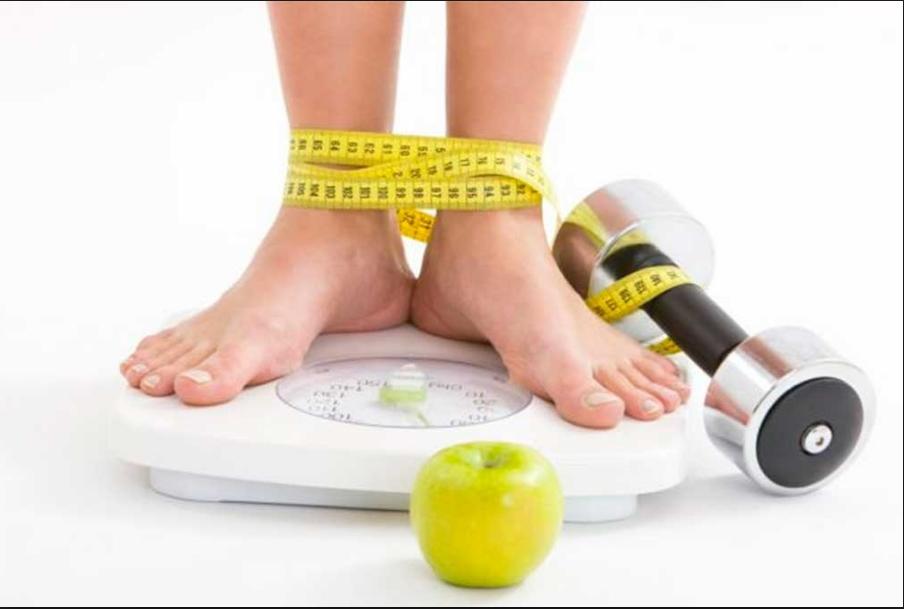 Peso corporal estable
