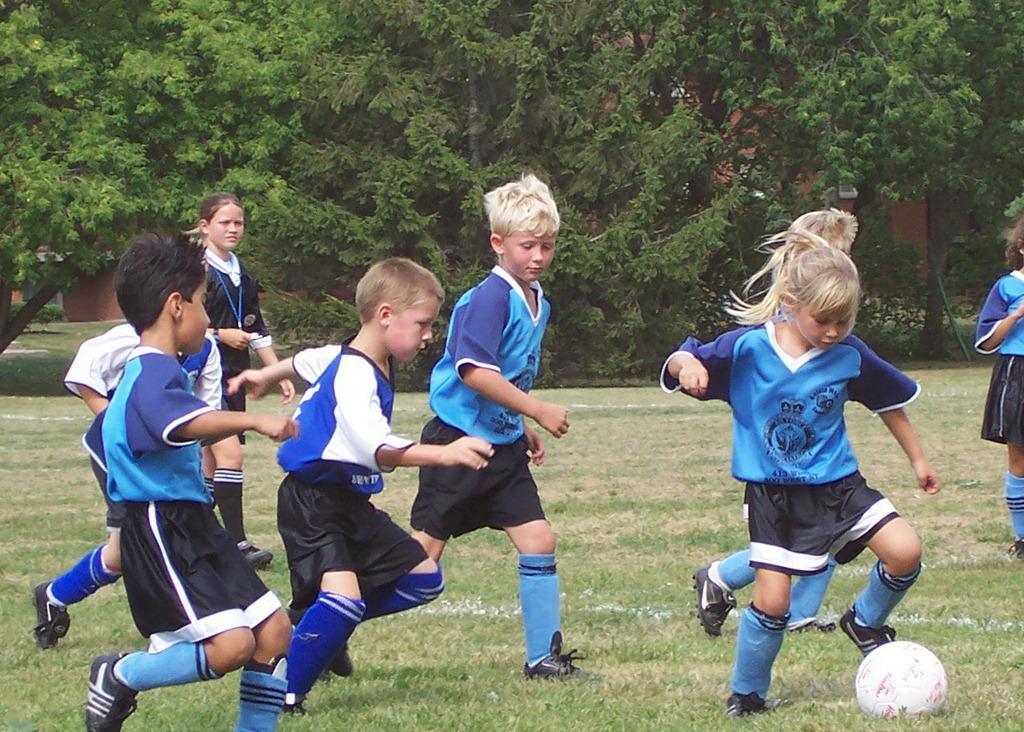 Nutrición en niños y adolescentes físicamente activos