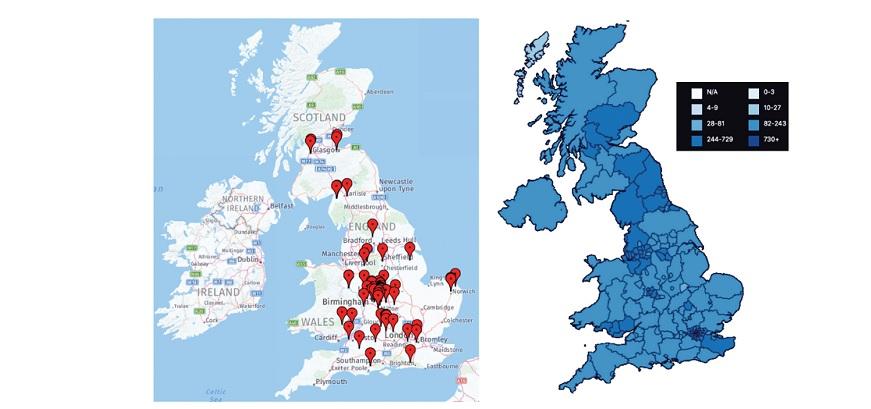 La influencia de las medidas de COVID-19 en el Reino Unido sobre los niveles de actividad física, la función física percibida y el estado de ánimo en adultos mayores
