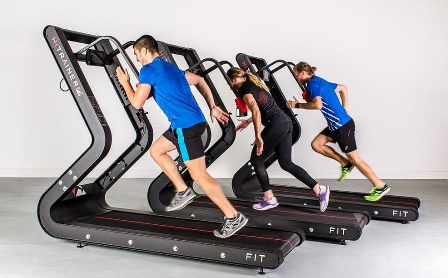 Comida de pre-ejercicio y entrenamiento interválico de sprint (SIT)