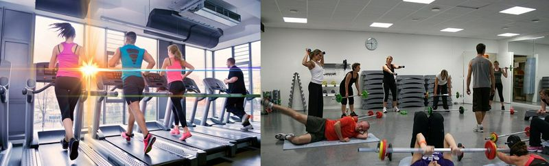 Comparación del gasto energético agudo y tasa del esfuerzo percibido en turnos equivalentes de entrenamiento en circuito y de carrera en cinta rodante