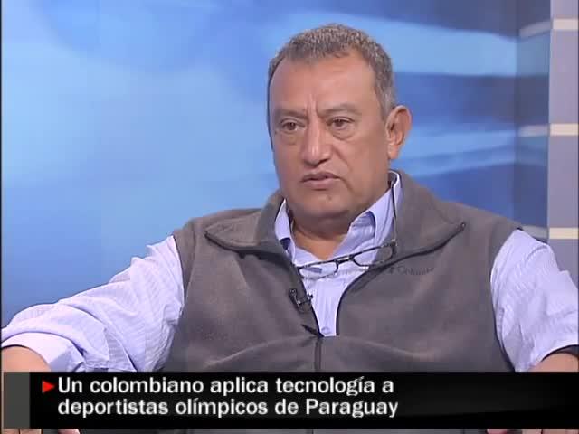 Entrevista del Dr. Jose Acero con el Canal de El Tiempo