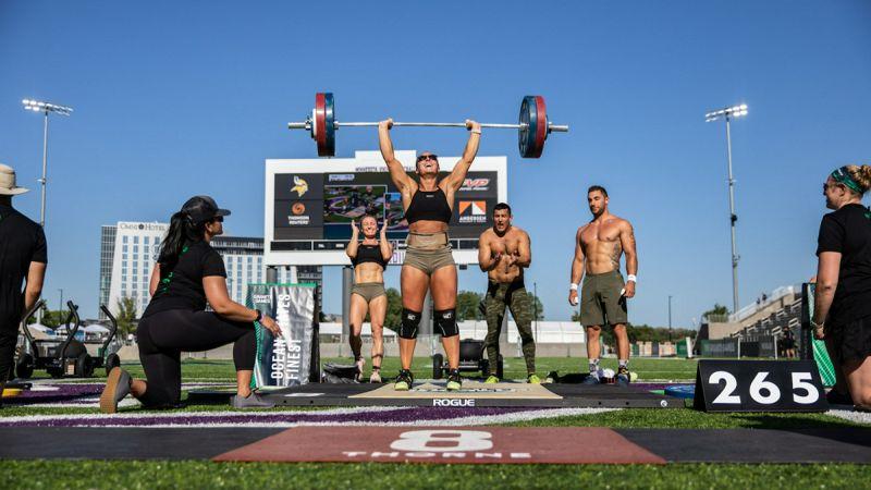 Perfil de rendimiento de referencia de CrossFit®
