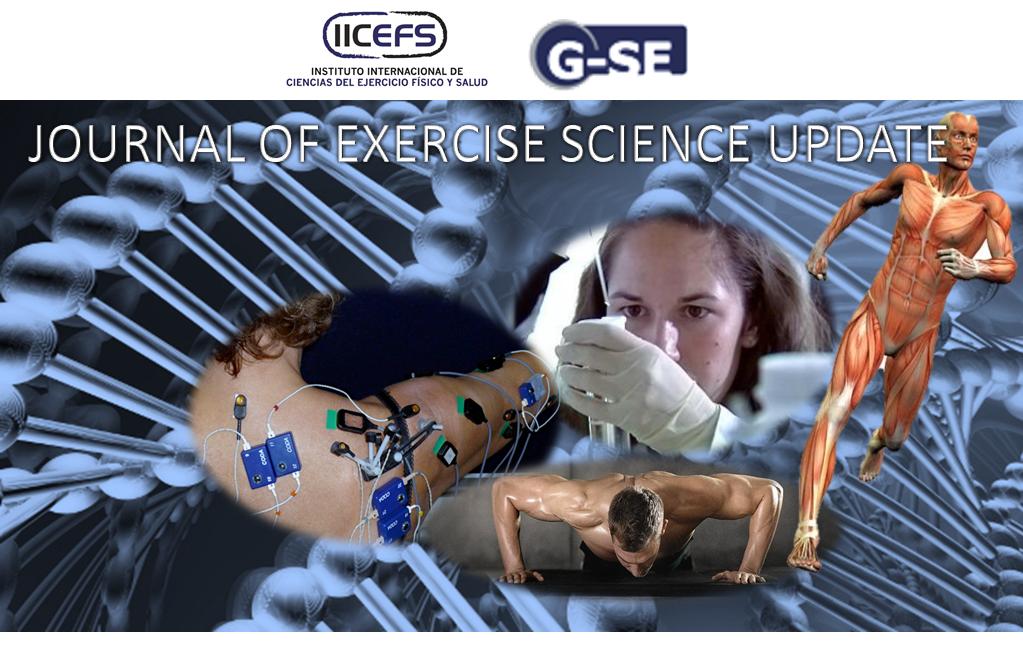 Journal of Exercise Science Update (Nº 1). CORE