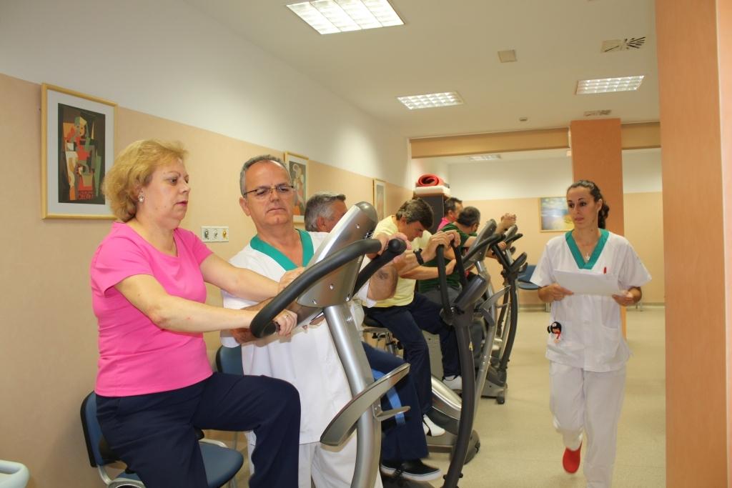 Adherencia a la Rehabilitación Cardiovascular