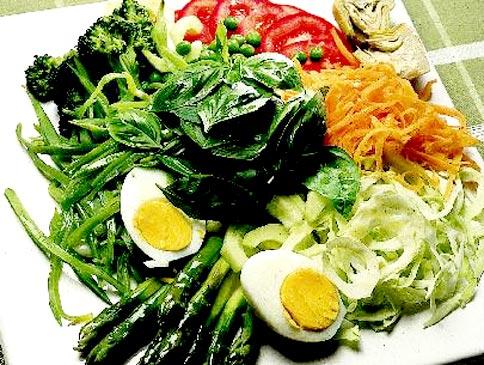 Nutrición en deportistas vegetarianos