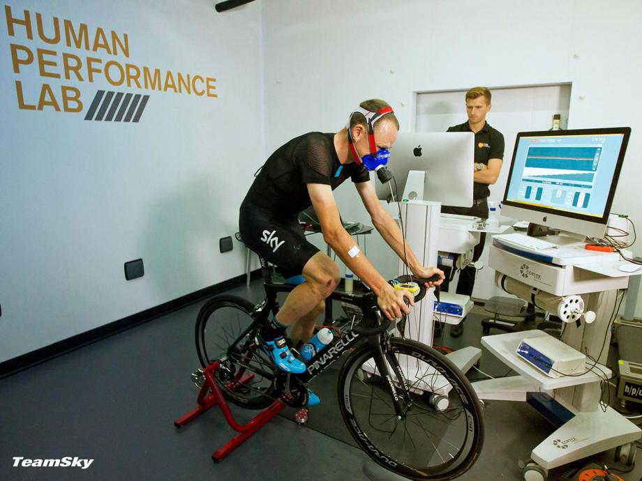 Test del Australian Institute of Sport (AIS) para la determinación del perfil de potencia en ciclismo