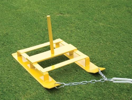 Entrenamiento Resistido en el Rugby. Parte 2. Trineo