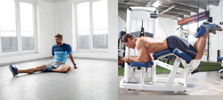 El estiramiento estático realizado después de la sesión de entrenamiento de la fuerza induce una respuesta hipotensiva en hombres entrenados