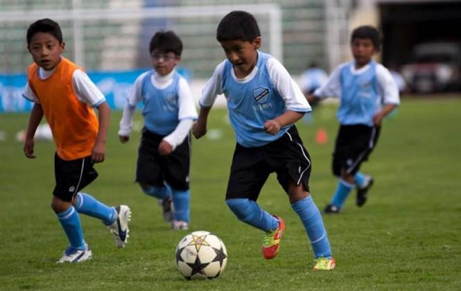 Modelo multidisciplinario para la selección de fútbol juvenil