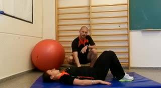 Ejercicios para la estabilidad del core aplicable a la prevención de lesiones