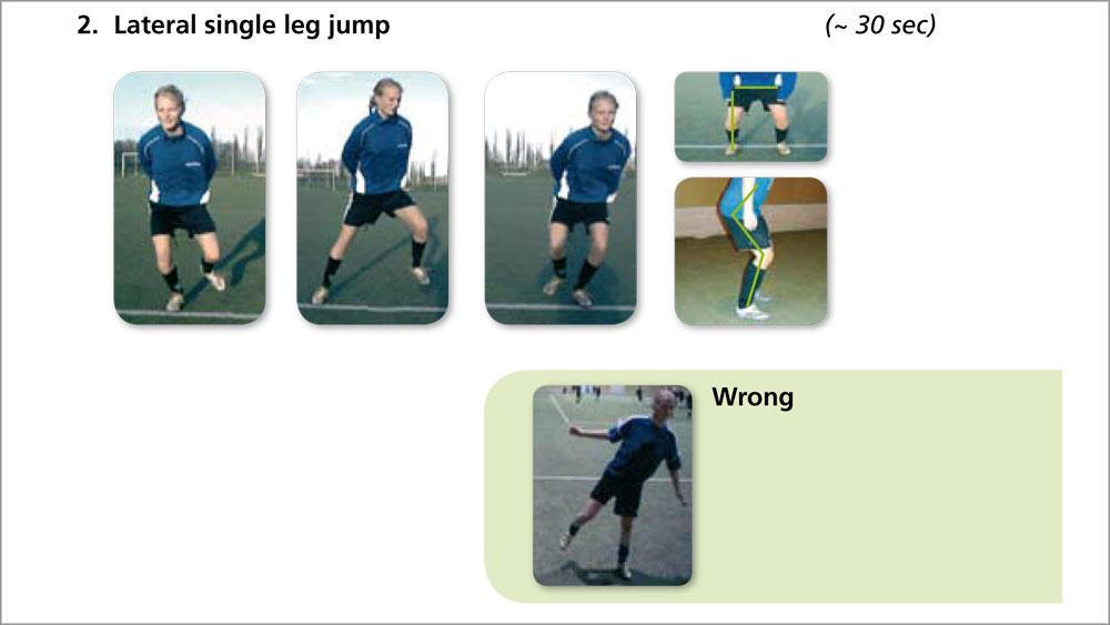 Efectos de los programas preventivos 11+ y HarmoKnee en medidas de rendimiento físico en jugadores profesionales de fútbol.