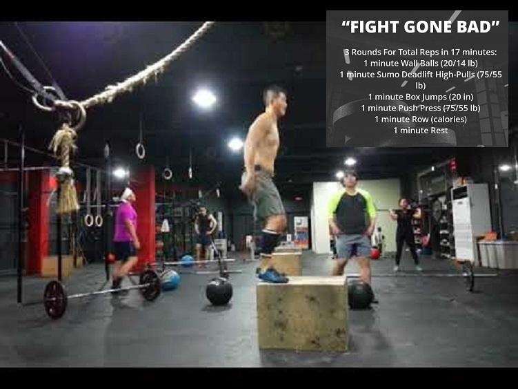 Eficacia de la ingesta de carbohidratos sobre el rendimiento del ejercicio de CrossFit