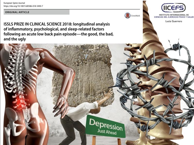 Factores Conductuales, Psicosociales e interacción con el Sistema Inflamatorio en el Dolor Lumbar