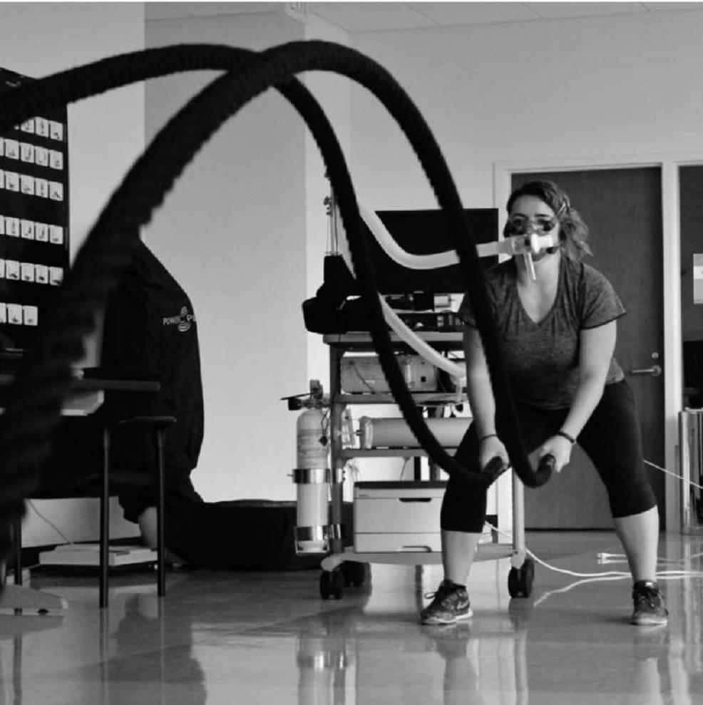 Respuestas metabólicas a un protocolo de ejercicio con soga de 'batalla' realizado en posición sentado o de pie