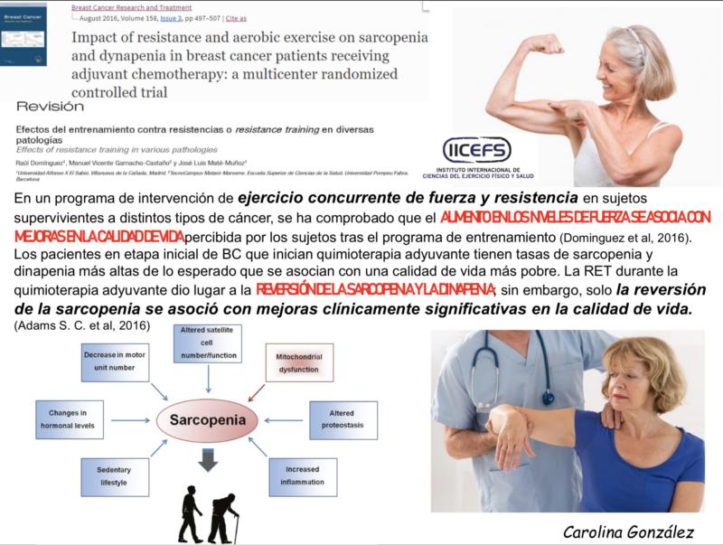 """""""Fuerza por el Cáncer"""", por Carolina González"""