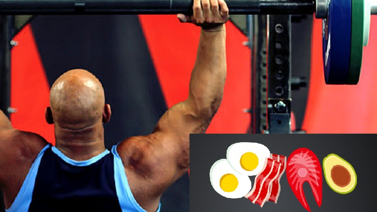 Efectos de una dieta baja en carbohidratos y alta en grasas de 15 días en hombres entrenados en fuerza